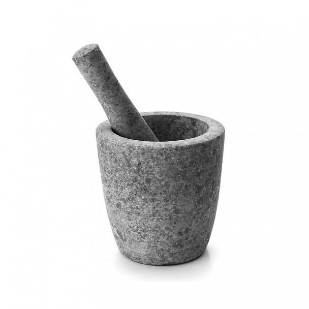 Argamassa Granito 11x11 cm com a Mão