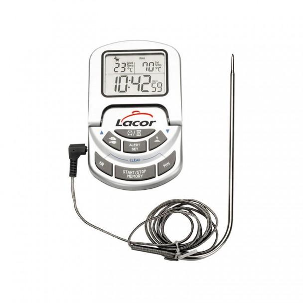Termômetro Digital Forno com Sonda
