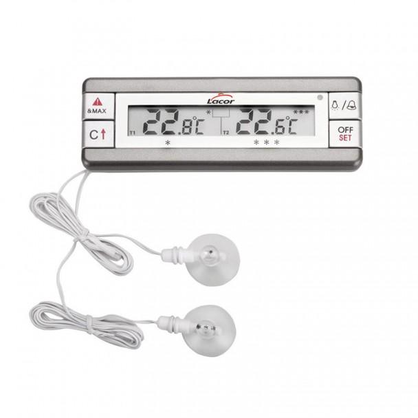 Termômetro Alarme para Geladeira/Freezer
