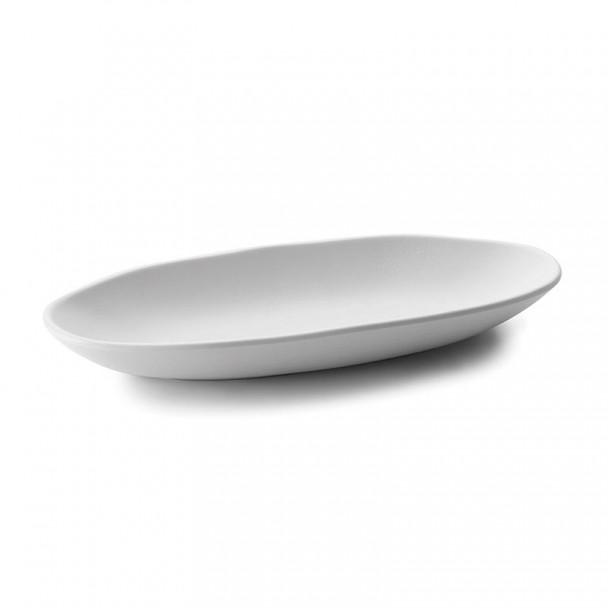 Assadeira Retangular 32x14 White