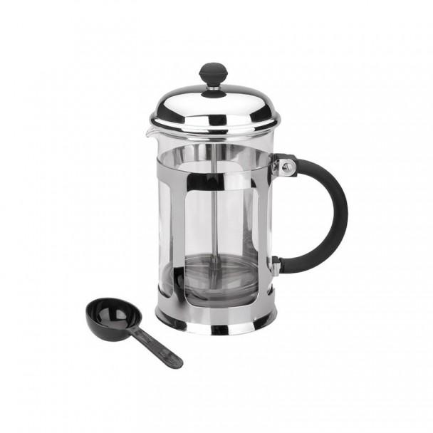 Máquina De Café + Vidro Inox 18% De Cr.
