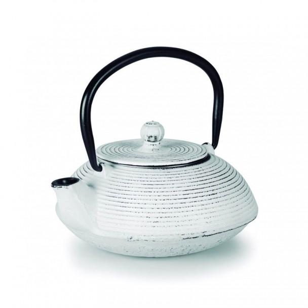 Chá Ferro Fundido 0,5 L Branca