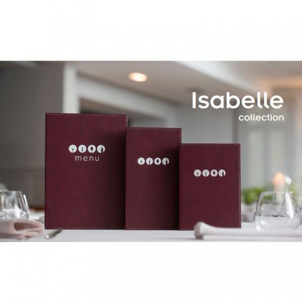 Portamenú Isabelle