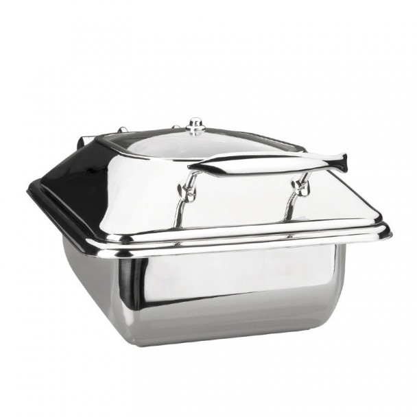 Corpo Chafing Dish Luxe Gastronorm Em Inox, 1/2