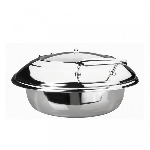 Corpo Chafing Dish Luxe Redondo Inox
