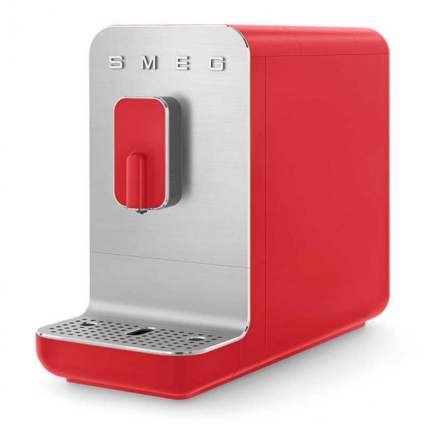 Cafeteira Superautomática 50's Estilo Vermelho